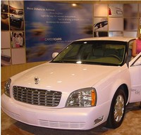 The Mary Kay Pink Cadillac